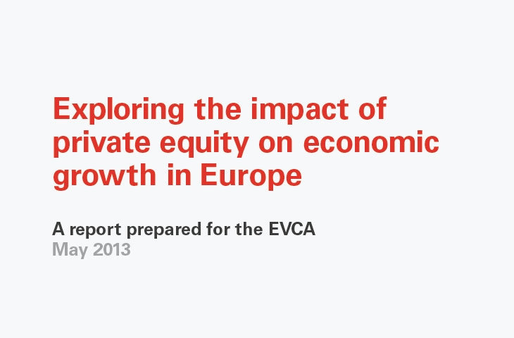 Exploring the impact of private equity on economic growth in Europe Image
