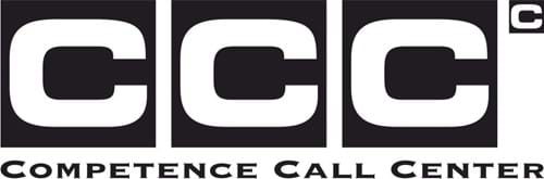 Competence Call Center (CCC) Logo