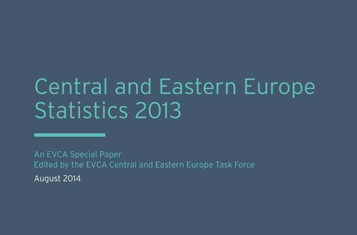 Central and Eastern Europe Statistics 2013 Image