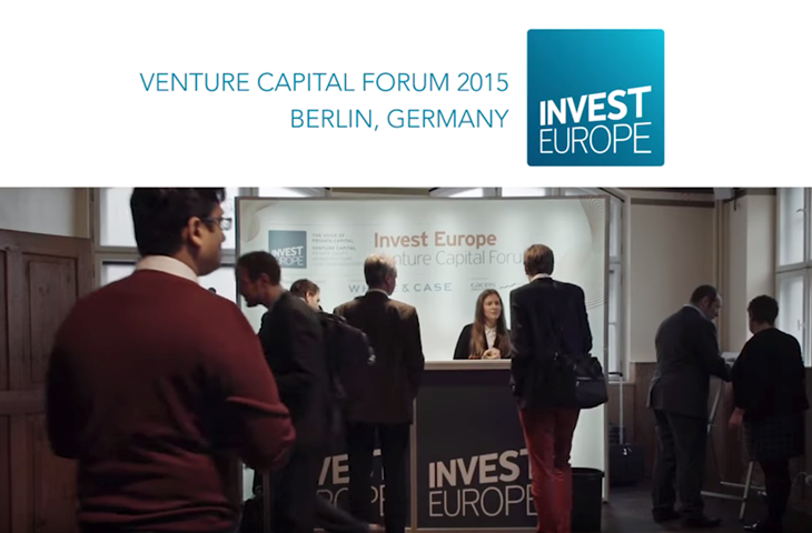 Why attend the Venture Capital Forum? Image