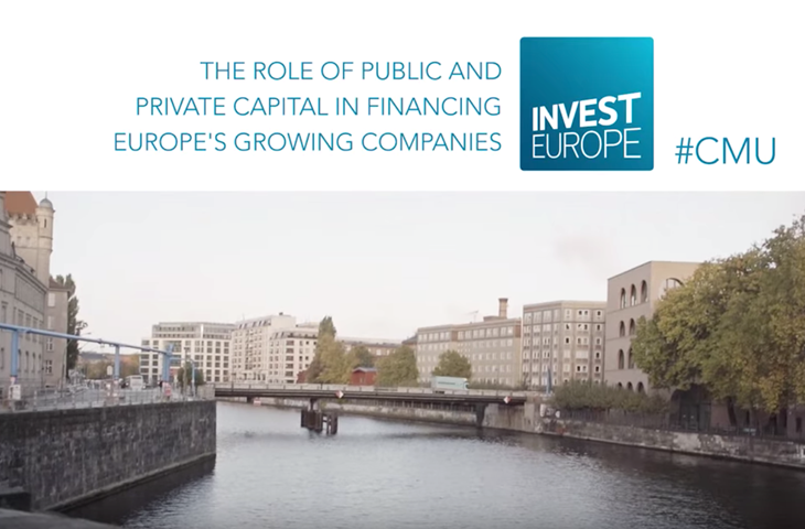 The role of public and private capital in financing Europe's growing companies Image