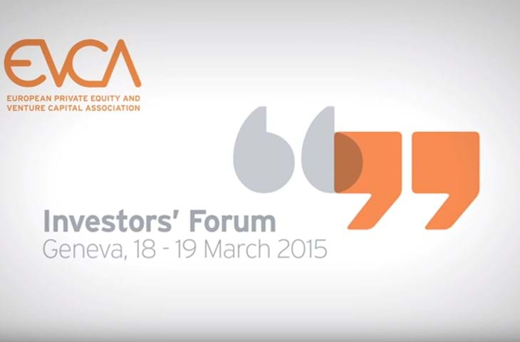 Why should you attend the Invest Europe Investors' Forum? Image