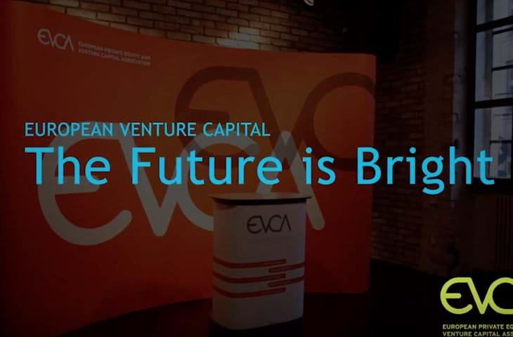 What opportunities do you see for European venture capital? Image