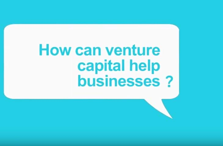VC investment grows innovative start-ups Image