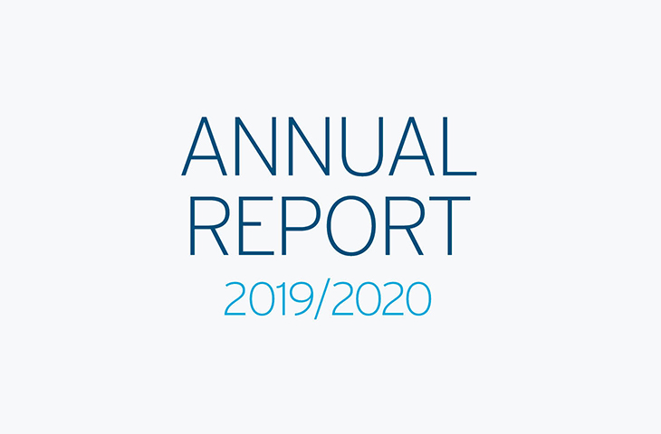 Annual Report 2019-20 Logo