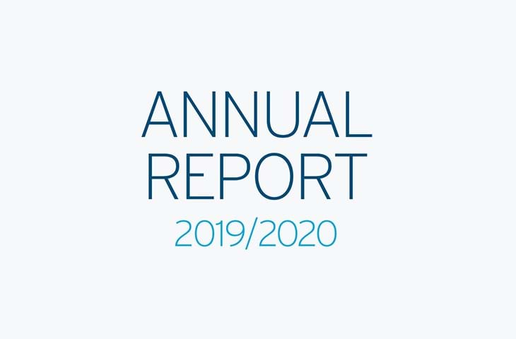 Annual Report 2019-20 Image